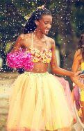 Farm - Lookbook - Carnaval - 2013 - Dicas - Moda - Fashion - Cropped - Saia