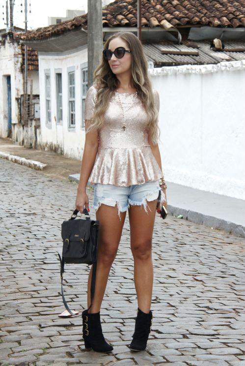 look brilho