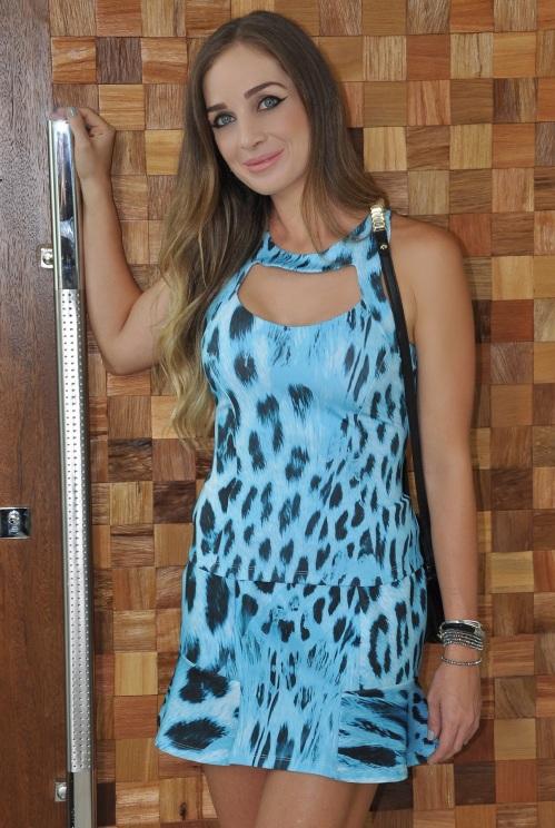 look azul 7